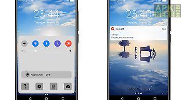 Os9 lock screen - phone 6s