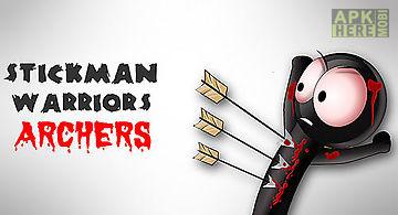 Stickman warriors archers