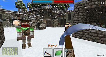 The elder craft: frozenland