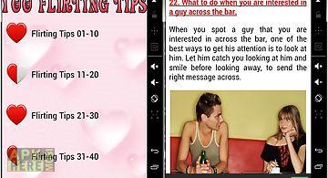 100 flirting tips 2014
