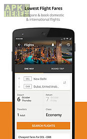 Ixigo - flight booking app for Android free download at Apk Here