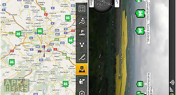 Locus map - add-on ar