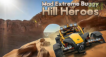 Mad extreme buggy hill heroes