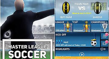Master league soccer