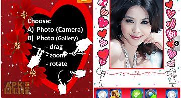Romantic & love photomontages