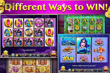 slots casino: slot machines