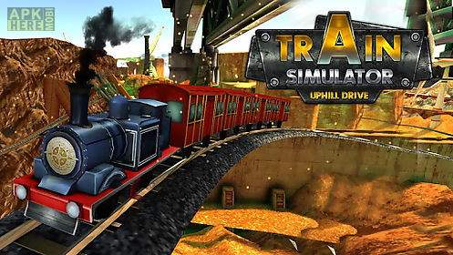 Train simulator uphill drive for Android free download at