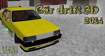 Car drift 3d 2014