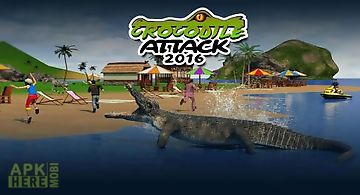 Crocodile attack 2016