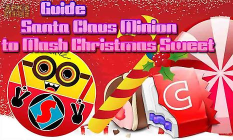 despicable santa minion crush christmas candy for android free