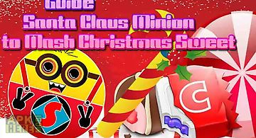 Despicable santa minion crush ch..