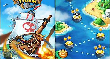 Pirates storm: naval battles