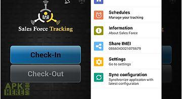 Salesforce tracking