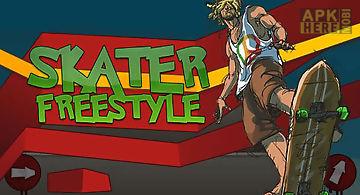 Skater: freestyle