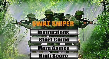 Swat sniper iii