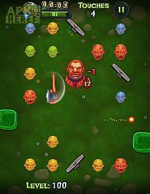 zombie blast: head smasher