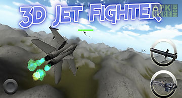 3d jet fighter : dogfight