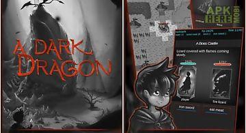 A dark dragon veritable
