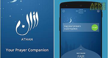 Athan - prayer times and qibla