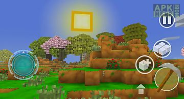 Cube island : craft mode