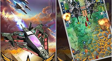Gunship glory: battle on earth