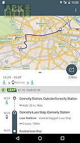 Journey planner for Android free download at Apk Here store