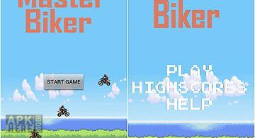 Master flappy biker