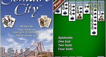 age of solitaire city building card game for android free download