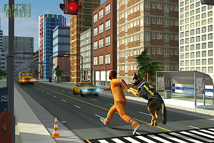 super police dog 3d