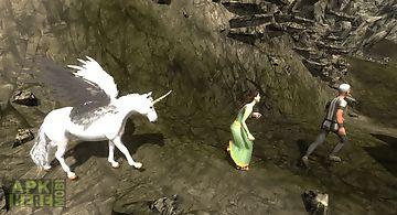 Unicorn simulator 3d