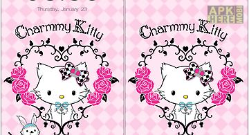 Charmmy kitty chess screenlock