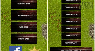 Clash base ultimate layouts