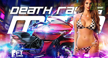 Death racing:moto