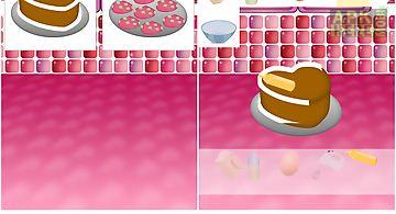 Dessert cooking games