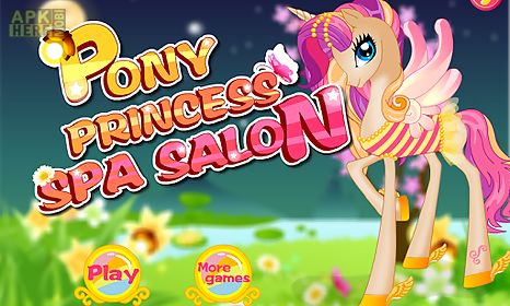pony princess spa salon
