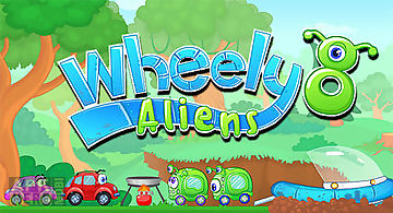 Wheelie 8: aliens