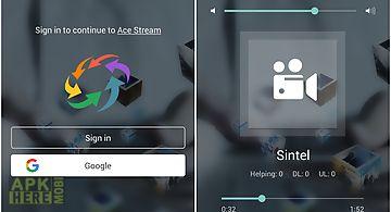 Ace stream media (beta)