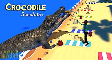 Crocodile simulator