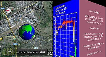 Earthlocation gps tracker info