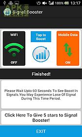 Network signal booster 2015 for Android free download at Apk Here