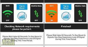 Network signal booster 2015
