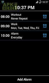 smart alarm clock (free alarm)