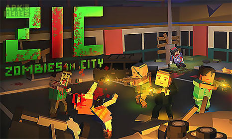 zic: zombies in city. survival