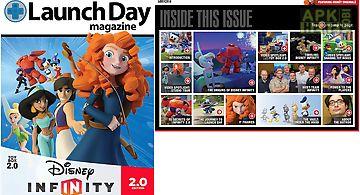 Launch day(infinity originals)
