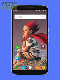 Miui 8 launchers theme for Android free download at Apk Here store