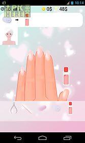 princess nail spa for girls