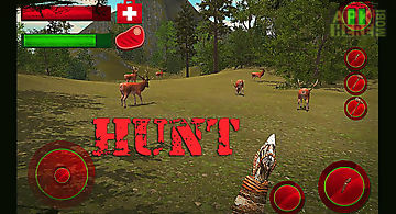 The forest survival 3d