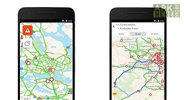 V-traffic: traffic info
