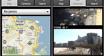 Brazil traffic cameras