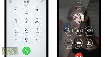 Os9 phone dialer